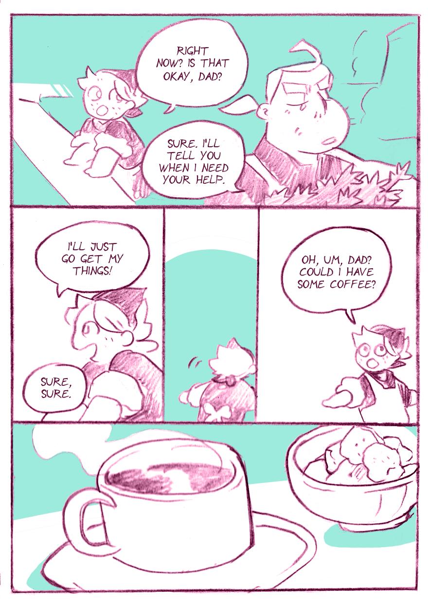 Summer Break Bonus, Page 2