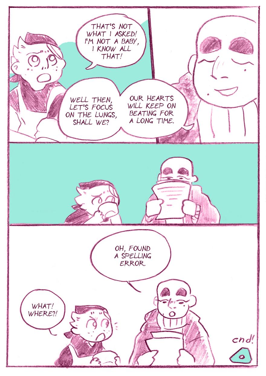 Summer Break Bonus, Page 7
